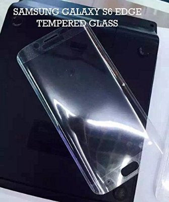 **NEW** FULL COVERAGE Tempered Glass for Samsung Galaxy S6 Edge