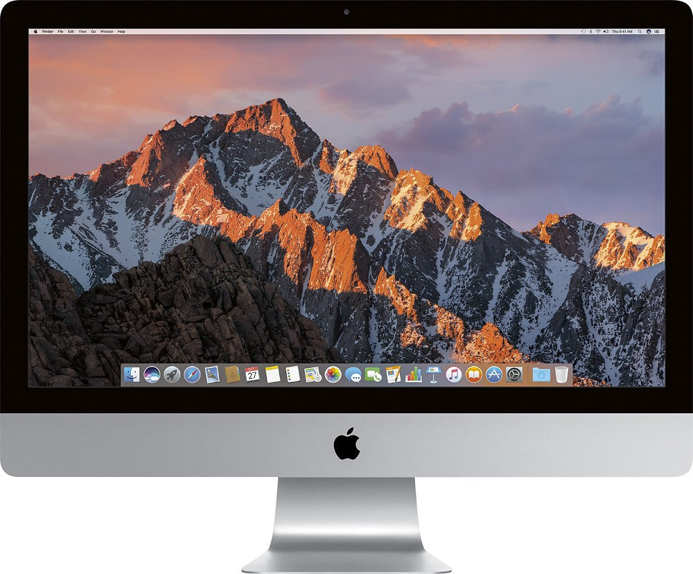 Apple iMac 5K 27-Inch Retina Display MK472LL/A (Latest)