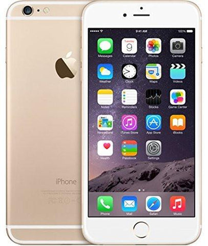 Apple iPhone 6 Plus LTE Smartphone Black Silver Gold (16GB 64GB 128GB)