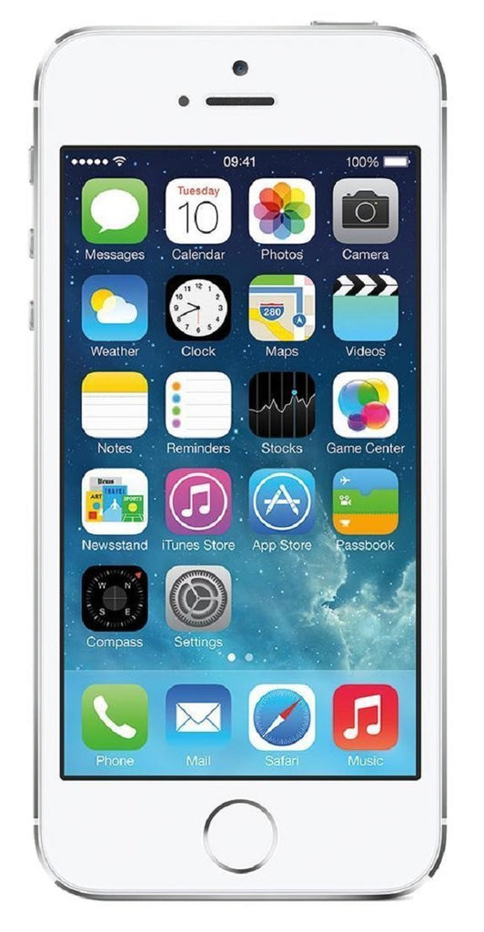 Apple iPhone 5S LTE Smartphone Black Silver Gold (16GB 32GB 64GB)