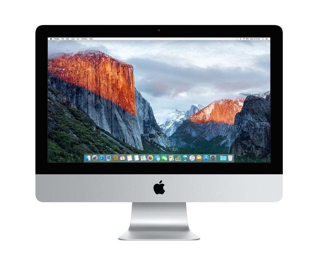 Apple iMac 21-Inch Display ME087LL/A NVIDIA GPU (Last Gen)