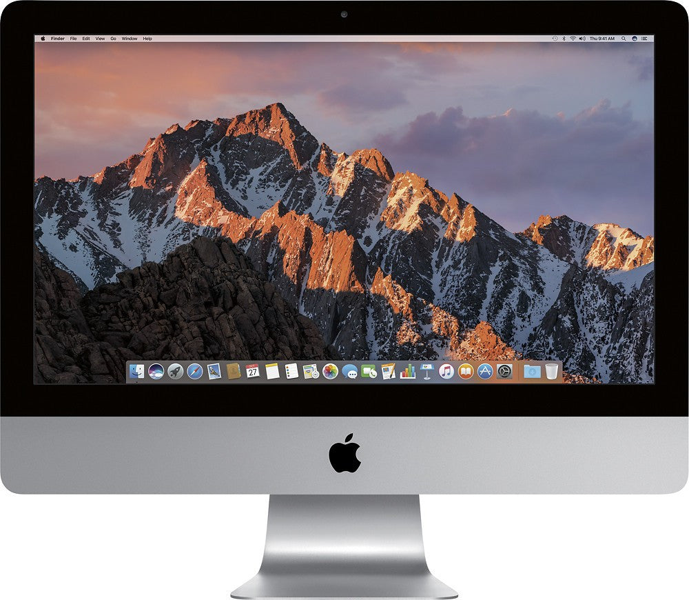 Apple iMac 4K 21-Inch Retina Display MK452LL/A (Latest)