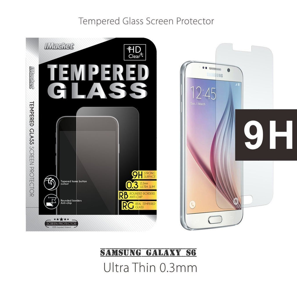Ultra Clear Tempered Glass for Samsung Galaxy S / Note ...