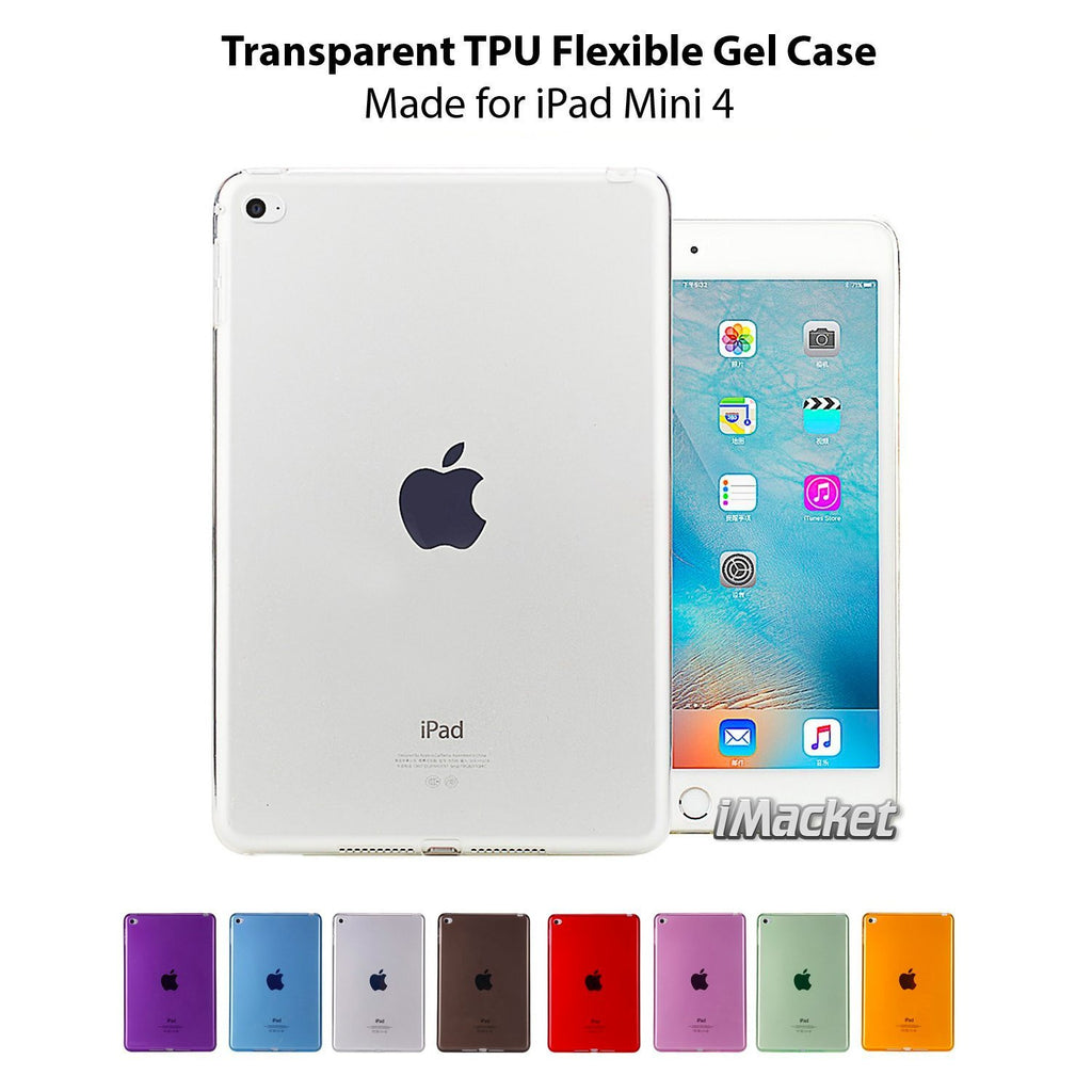 Clear TPU Case - iPad Mini 4