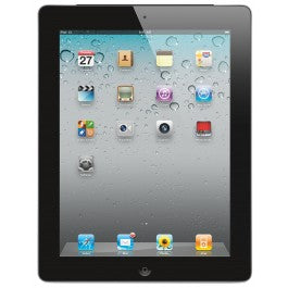 "Apple iPad 2 9.7"" Wi-Fi / LTE Cellular Tablet Black White (16GB 32GB 64GB)"