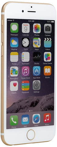 Apple iPhone 6 LTE Smartphone Black Silver Gold (16GB 64GB 128GB)