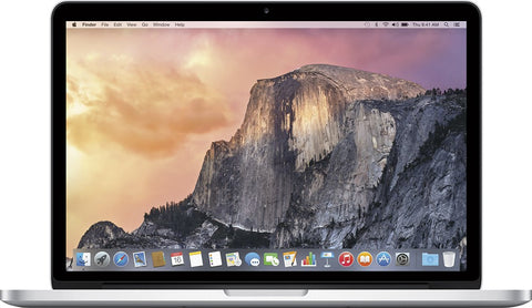 MacBook Pro with Retina Display 13.3-Inch - Core i5 | 8GB | 256GB SSD (Refurbished)