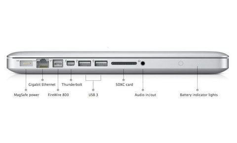MacBook Pro 13.3-Inch - Core i5 | 4GB | 500GB HDD [Current Version] (Refurbished)
