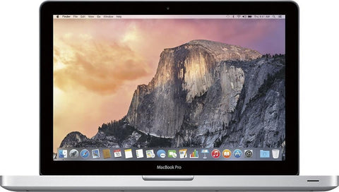 MacBook Pro 13.3-Inch - Core i7 | 8GB | 500GB HDD [Upgraded Version] (Refurbished)