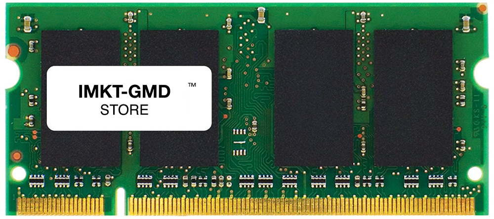 MacBook Pro (2006 - Early 2008) Memory SO-DIMM DDR2 Ram - Upgrade Service (Free Labor)