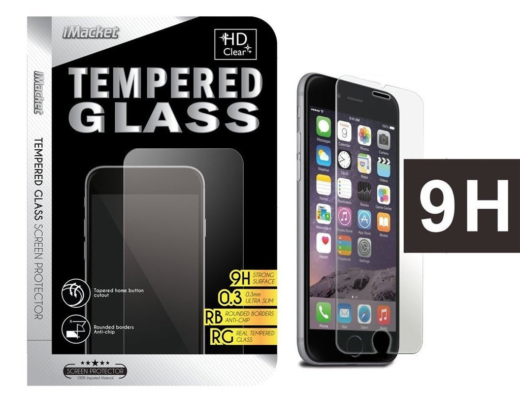 Ultra Clear Tempered Glass for Apple iPhone Series
