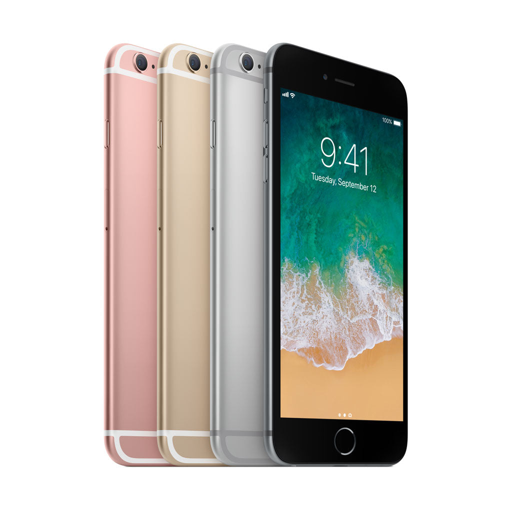 Apple iPhone 6S Plus LTE Smartphone Black Silver Rose Gold (16GB 32GB 64GB 128GB)