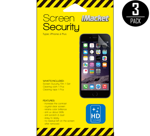 Screen Protector for Apple iPhone 5S / 6 / 6 Plus