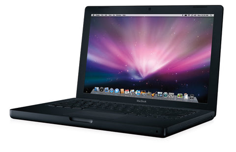 Classic MacBook Black 13.3-Inch - Rare -  (Refurbished)