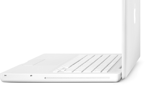 Classic MacBook White 13.3-Inch (Refurbished)