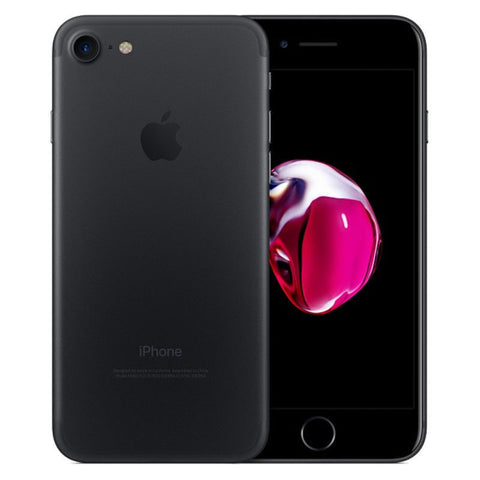 Apple iPhone 7 LTE Smartphone Jet Black Silver Rose Gold Red (32GB 128GB 256GB)