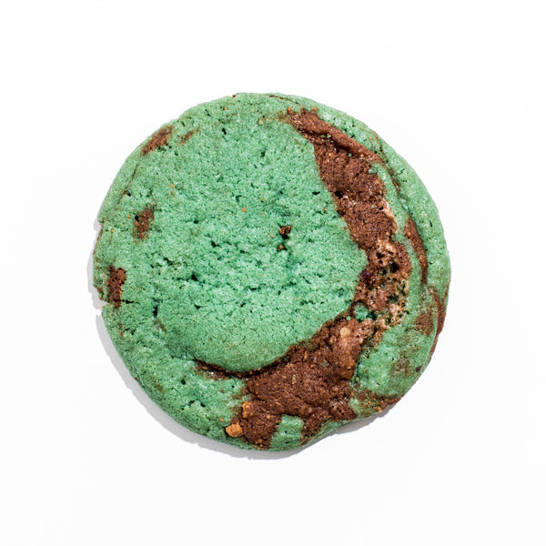 Mint Frankenrein Cookie