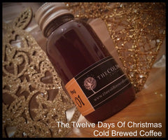 The Twelve Days of Christmas Cold Brew Coffee