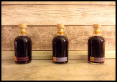 3 x 100ml Triple Filtered Single Origin Cold Brew Coffees in glass bottles