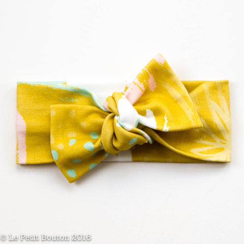 "AW16 Bow Knot ""Laura"" - Le Petit Bouton"