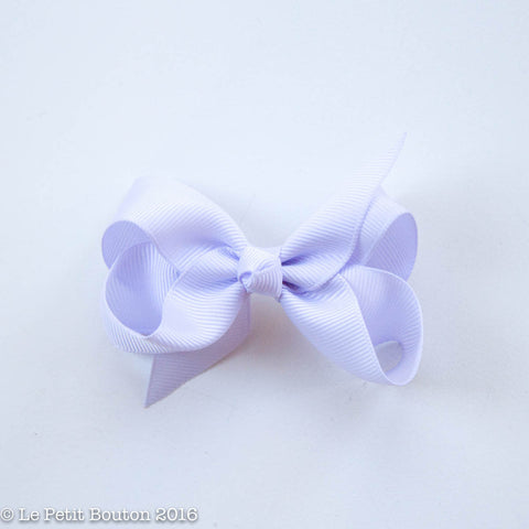 "Small Ribbon Bow Hairclip ""Cherie"" Serene"