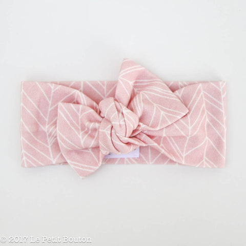 HS17 Bow Knot Headband