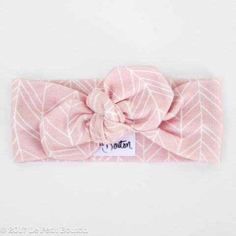 HS17 Top Knot Headband