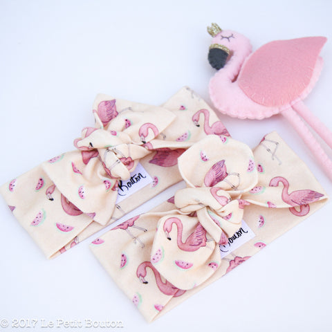 A17 EXCLUSIVE Organic Bow Knot Headband