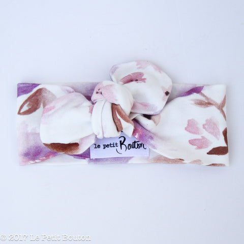A17 Organic Top Knot Headband