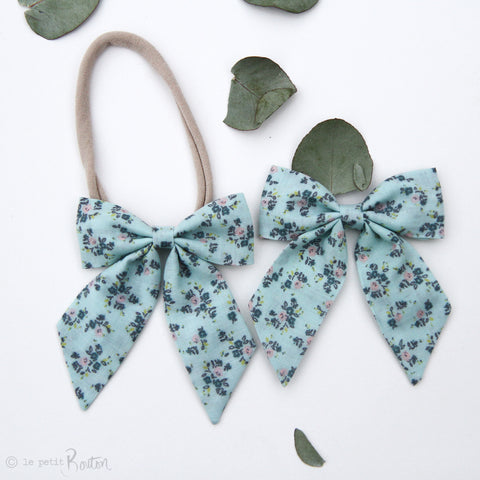 Spring17 Sailor Bow Headband