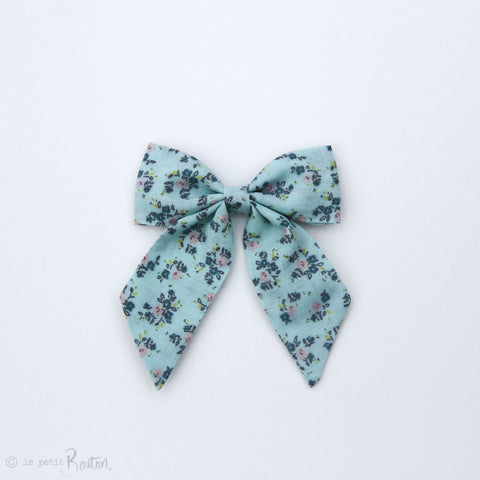 Spring17 Sailor Bow Hair Clip