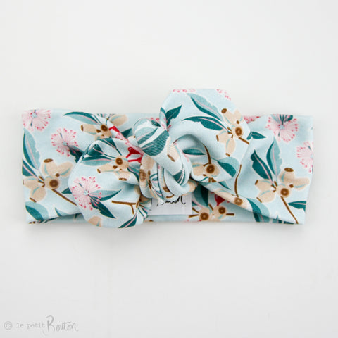 Australiana Organic Cotton Top Knot Headband - Australian Botanics