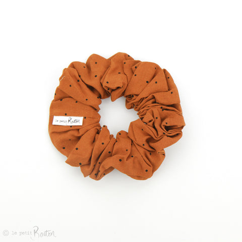 aw19/2 Statement Scrunchie - Anamalia - Rust Spot