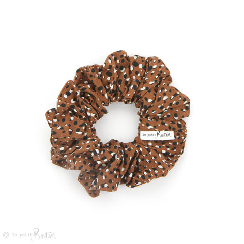 aw19/2 Statement Scrunchie - Anamalia Cocoa