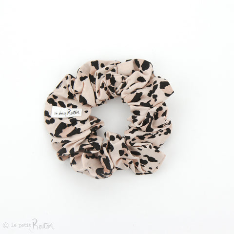 aw19/2 Statement Scrunchie - Anamalia Soft Blush Roar