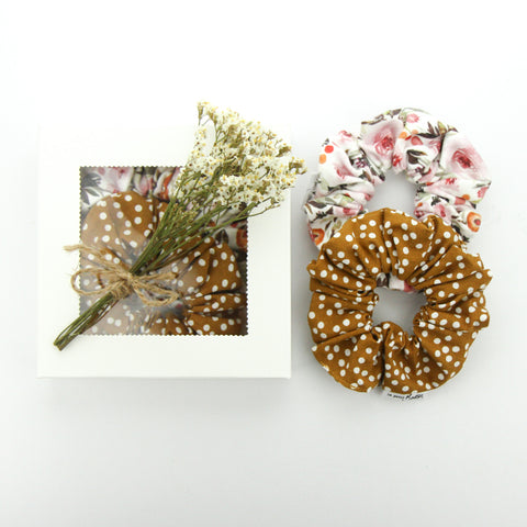 Scrunchie Gift Set - Set of 2