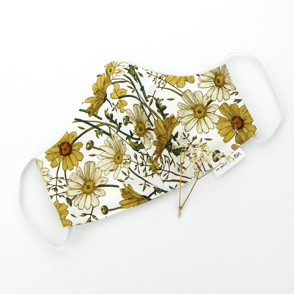 Face Masks - Daisy Chains - Adult