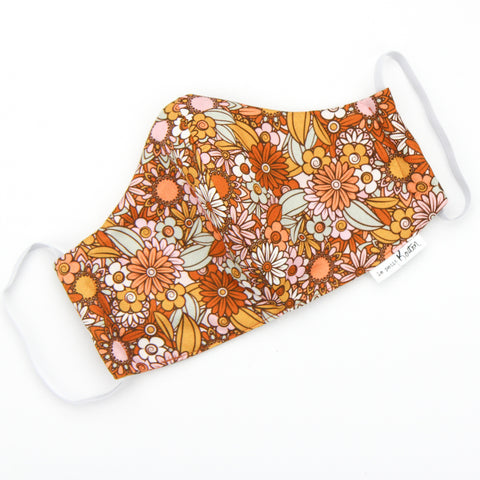 SS20 Face masks - Flower Power - Adult