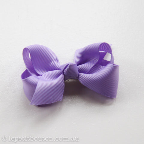 "Small Bow ""Meg"" Hyacinth"