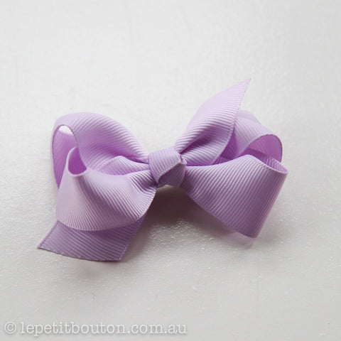 "Small Bow ""Tilly' Lilac - Le Petit Bouton"