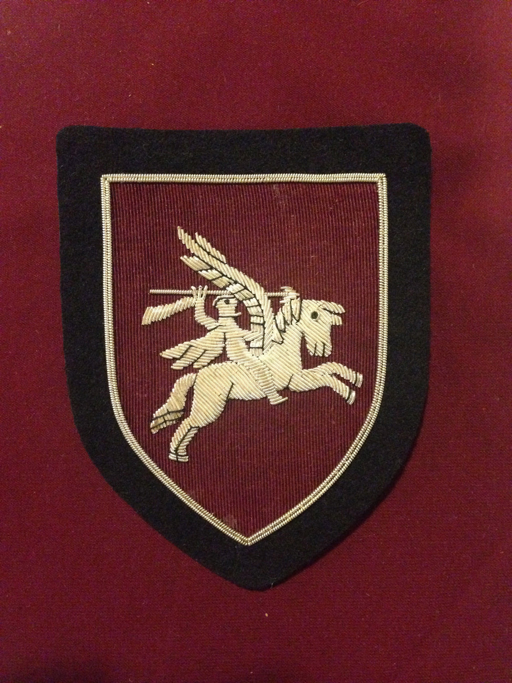 Airbourne Division Blazer Badge
