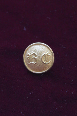 BC Monogram Buttons