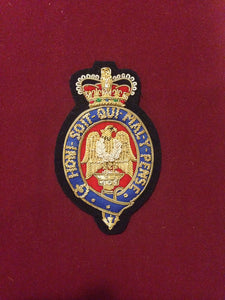 Blues and Royals Cap Badge