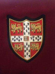 Cambridge University Blazer badge