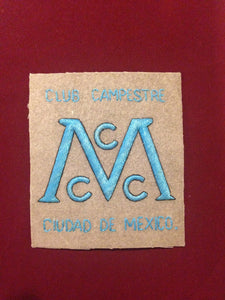 Club Campestre Blazer Badge