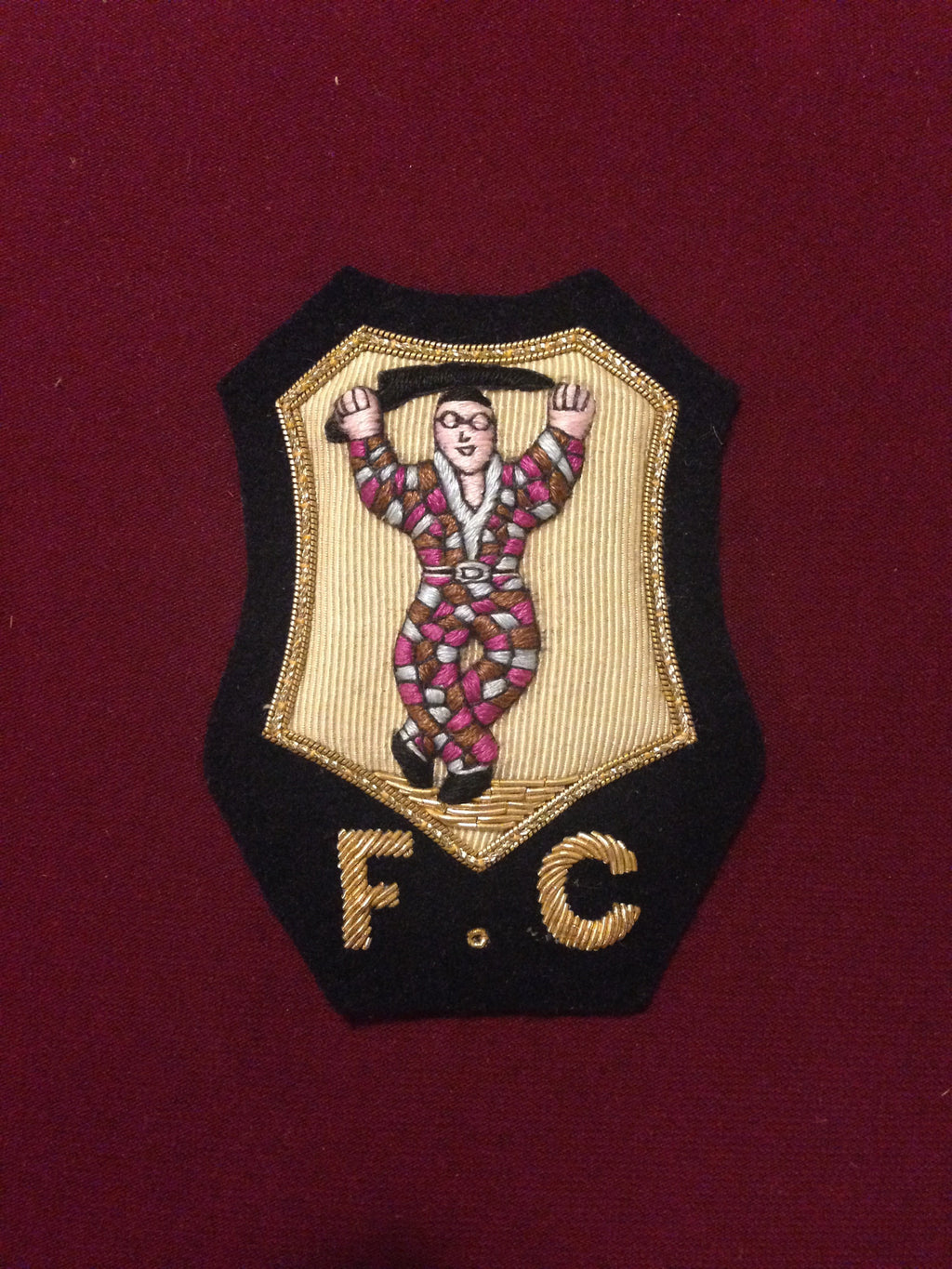 Harlequins Football Club Blazer Badge