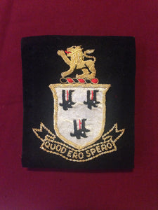 Highgate School Cholmeleian Blazer Badge