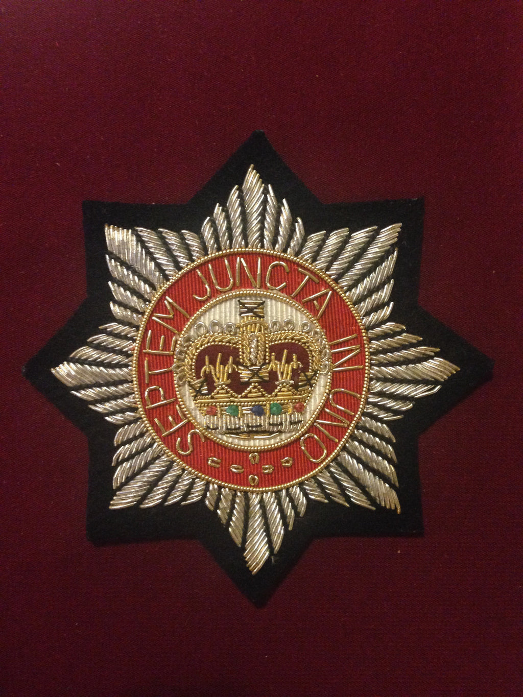 Household Division Blazer Badge