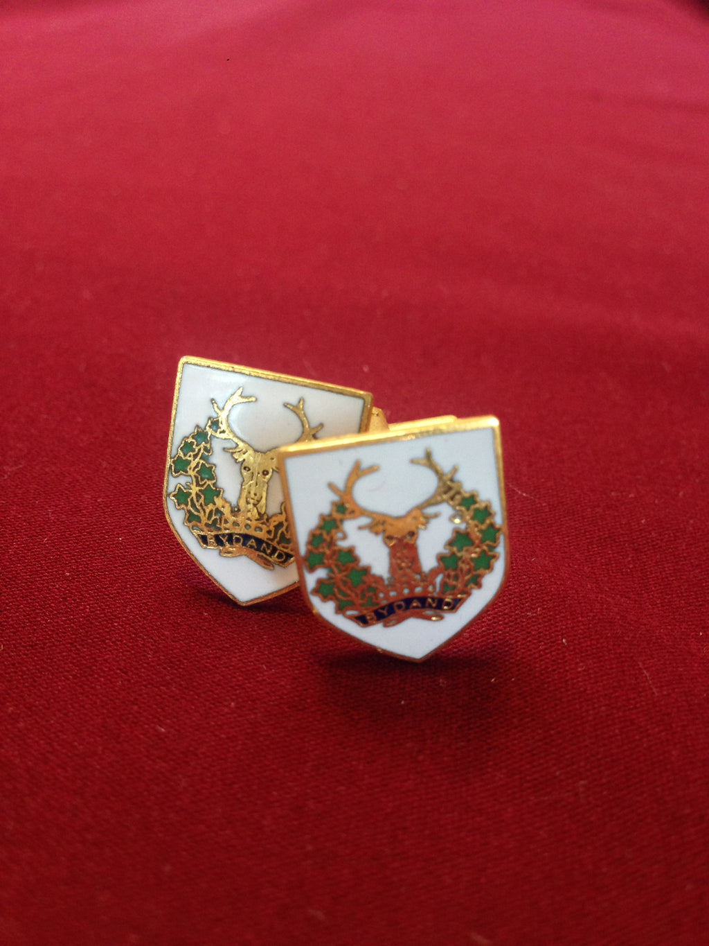 Clan Gordon Cufflinks