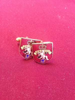 Royal Electrical & Mechanical Engineers Cufflinks